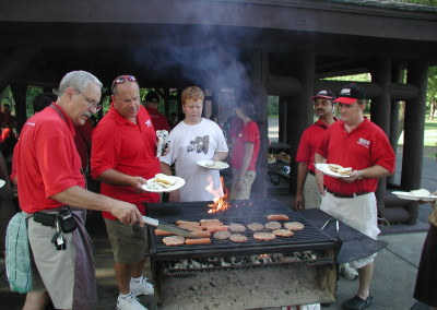 2007 Chicago IL USA - Nerds On Site
