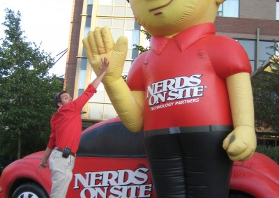 2010 Ottawa ON Canada Nerdfest - Nerds On Site